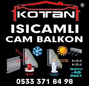 Kotan Cam Balkon