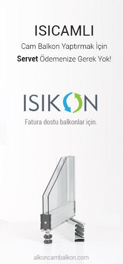 Alkon Cam Balkon