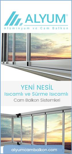 Alyum Cam Balkon